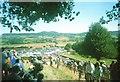 SO7163 : Shelsley Walsh hillclimb by E Gammie