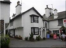 SD3598 : Hawkshead Methodist Chapel by Humphrey Bolton