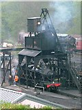 NZ8204 : Coal Loader, Grosmont Sheds by Mick Garratt