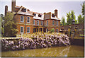 TQ5337 : Groombridge Place and Moat. by Colin Smith