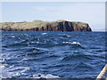 NG4478 : Eilean Trodday by Sheila Russell