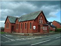 NY3458 : Monkhill Methodist Church by Alexander P Kapp