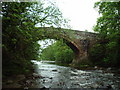 NY3649 : Buckabank Bridge by Alexander P Kapp