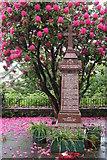 SH5848 : War Memorial, Beddgelert by Philip Halling