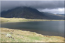 SH6459 : Llyn Idwal by Philip Halling