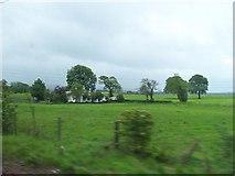NS4566 : Cottage at Blackstoun by Thomas Nugent