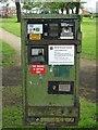 NZ3572 : Ticket Machine by Christine Westerback