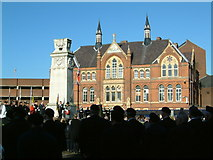 SP0198 : The Cenotaph, Walsall by Frank Smith