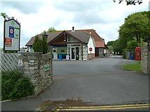 SZ1394 : Holiday Park, near to Bournemouth by Stuart Buchan