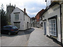 SP0957 : Butter Street, Alcester by Frank Smith