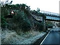 NH6046 : Two railway bridges near Phopachy by Toby Speight