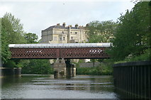 ST7464 : Sainsbury's Bridge, River Avon, Bath by Pierre Terre