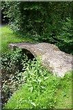 TF3093 : Packhorse Bridge by Richard Croft