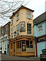 TL8564 : Smallest pub in the UK by Keith Evans