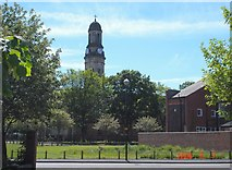 SJ8298 : Church of St. Philip with St. Stephen, Salford by Mike Harris