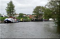 ST6669 : River Avon, Broadmead by Pierre Terre