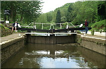 ST6470 : Hanham Lock by Pierre Terre
