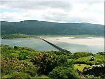 SH6216 : In the hills above Barmouth by Keith Havercroft