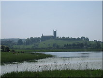 J4844 : St Patrick's Cathedral Downpatrick by Brian Shaw
