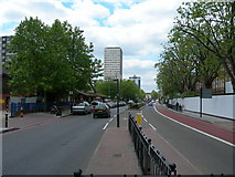 TQ2876 : Battersea Park Road SW11 (2) by Danny P Robinson