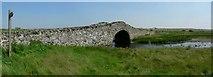 SH3568 : Pont Aberffraw, Aberffraw, Anglesey. by Stephen Elwyn RODDICK