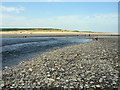 SS8675 : Ogmore River Mouth by Linda Bailey