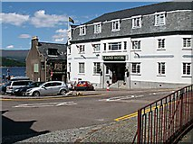 NN1073 : Grand Hotel, Fort William by Jim Bain