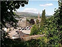 NN1073 : From Fassifern Road by Jim Bain