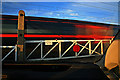 SK7867 : Driver's-eye view of Grassthorpe level crossing by Toby Speight