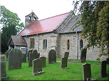 SE7381 : St. Andrew's Church, Normanby by Stephen Horncastle