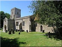 SP6517 : Ludgershall St Mary's Church, Bucks by ChurchCrawler
