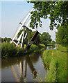 SJ5847 : Wrenbury Frith Bridge, from the west by Espresso Addict