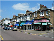 TQ2774 : Northcote Road SW11 (3) by Danny P Robinson