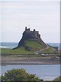 NU1341 : Lindisfarne Castle by N Chadwick