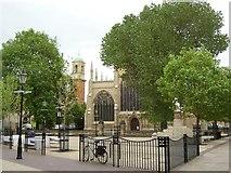 TA0928 : Trinity Square, Hull by Kevin Flynn