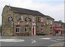 SE1321 : The Greyhound Inn, Rastrick by Humphrey Bolton