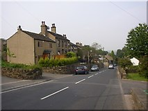 SE1321 : Tofts Grove, Rastrick by Humphrey Bolton
