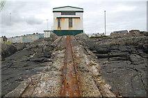 C8541 : Old lifeboat station, Portrush by Albert Bridge