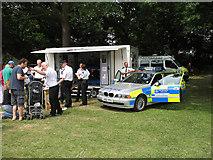 TQ2789 : East Finchley Festival 2006 by Martin Addison
