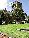 TA0489 : St. Mary's Church by Scott Robinson