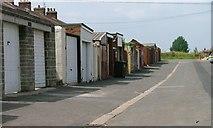 NZ5619 : Backs of Terrace, Crow Lane, Lackenby by Mick Garratt