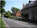 TQ4740 : Kentwater Cottages, near Cowden, Kent by Dr Neil Clifton