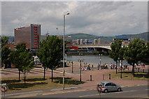 J3474 : Queen's Quay, Belfast (2006) by Albert Bridge