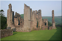 SO2827 : Llanthony Priory by Mark Anderson