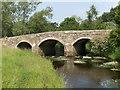 NY4448 : Crook's Bridge by Andrew Smith
