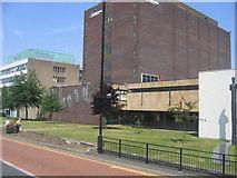 NZ2564 : Northumbria University by MSX