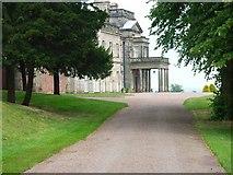 SK1820 : Dunstall Hall by Oliver Dixon