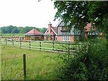SK1825 : Blackbrook Farm by Oliver Dixon