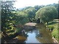 NZ8607 : River Esk by Margaret Clough
