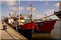 T0521 : Wexford Quays (2) by Albert Bridge